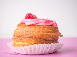 Raspberry Cronut-29