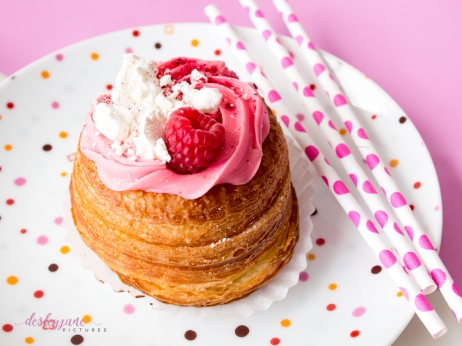 Raspberry Cronut-3