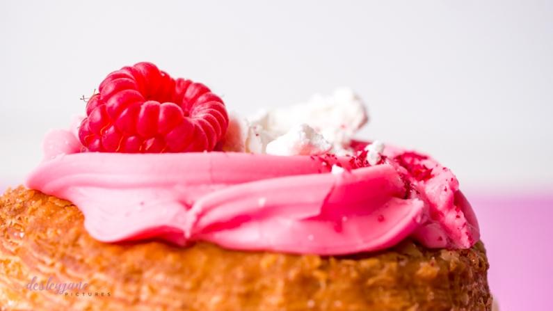 Raspberry Cronut-31