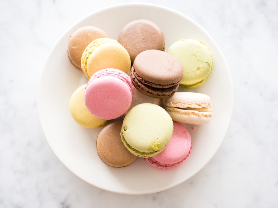 French Macarons-5