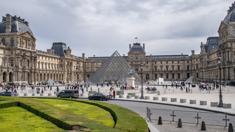 Paris – partie trois.